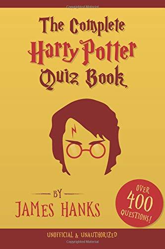 The Complete Harry Potter Quiz Book (Quiz Books) por James Hanks