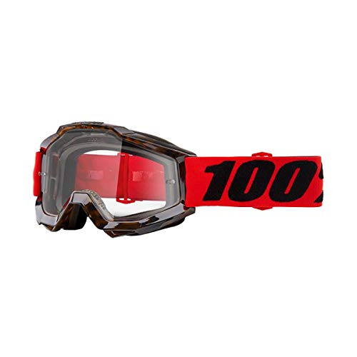 100% Accuri Anti Fog Clear Lunettes de Protection, Vendome