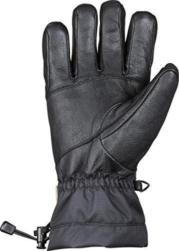 Nitro Snowboards Erwachsene Shapers \'19 Snowboard Handschuh Winter Warm Wasserabweisend Ski Glove Black, M
