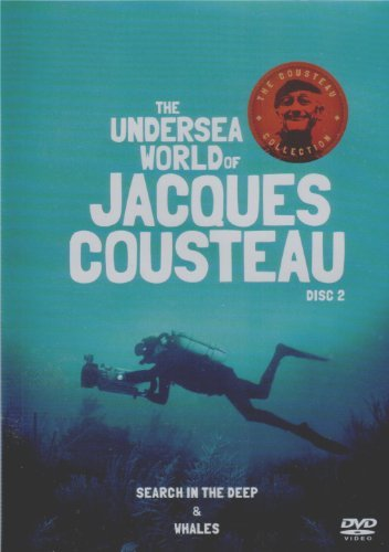 Undersea World Of Jacques Cousteau - Search In The Deep & Whales
