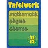 Tafelwerk Klasse 11 12 Mathematik Physik Chemie DDR