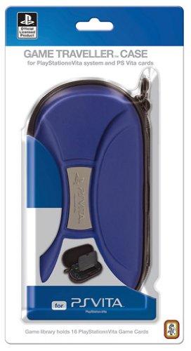 Bigben Offiziell lizenzierte Tasche PSV-200 Hard-Case + Spiele-Hülle Bag für Sony PS-Vita PSV PSVITA Konsole