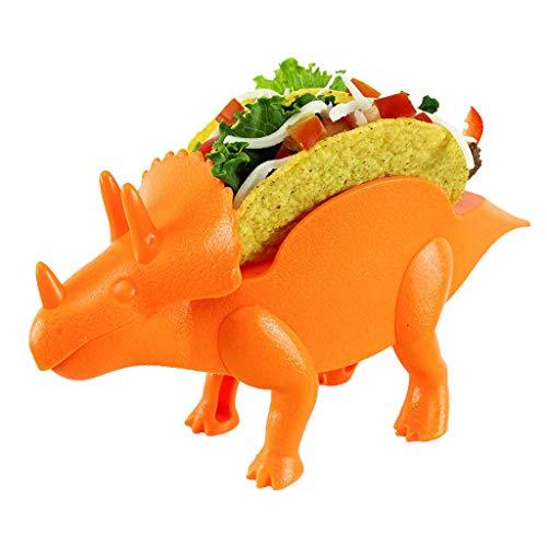 Gaddrt Dinosaurier Tortilla Gericht Tortilla Gerüst Kinder und Erwachsene Gericht