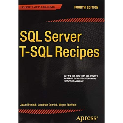 [SQL Server T-SQL Recipes] [By: Dye, David] [July, 2015]