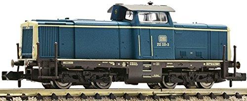 Fleischmann 723101 N Diesellok BR 212 der DB gebraucht kaufen  Wird an jeden Ort in Deutschland