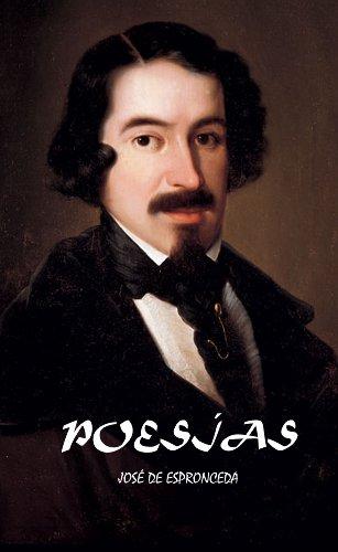 Poesías por José  de Espronceda