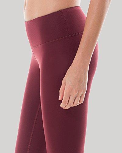 CRZ YOGA Damen Sport Yoga Leggings – Capri Tights - 5