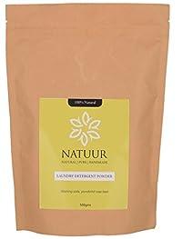 NATUUR Laundry Detergent Powder - 500 grams (Beige)