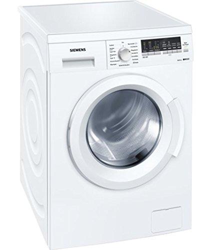 Siemens WM14Q44U iQ500 Waschvollautomat / A+++ / 7 kg / 1400 rpm / Pflegeleicht Plus / weiß