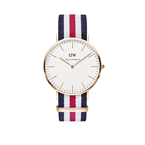 Daniel-Wellington-Uhr-Classic-Canterbury-Nato-blau-wei-rot-Herren-Textilarmband