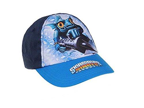 Skylanders Basecap (52, blau/dunkelblau)