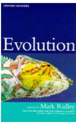 Evolution (Oxford Readers)