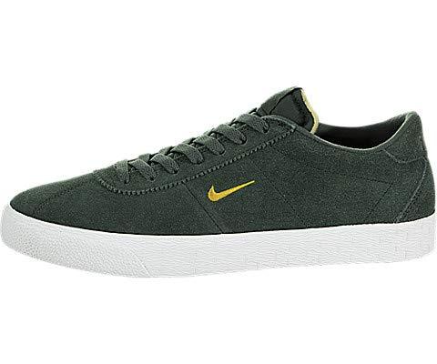 Bruin Sb (Nike Herren Sb Zoom Bruin Fitnessschuhe, Mehrfarbig (Midnight Green/Yellow Ochre/White 300), 42 EU)