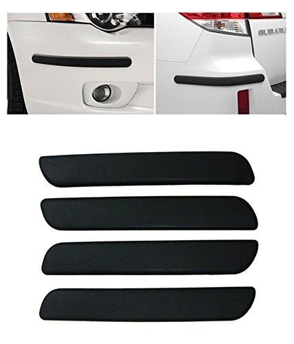 EASY4BUY Rubber Car Bumper Safety Guard Protectors - for Alto / WagonR / i10 / Santro