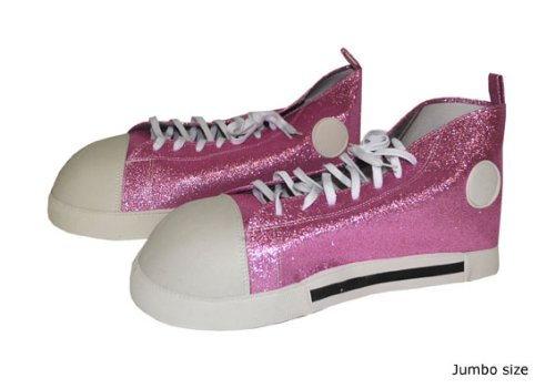 Generique - Chaussures Clown Rose