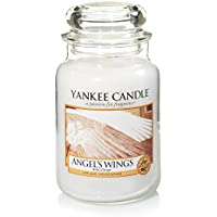 Angels Wings Candele in giara grande-Vaniglia