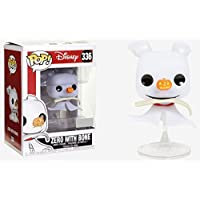 Figurine POP. Disney NBX Nightmare Before Christmas Zero with Bone Exclusive