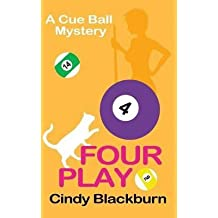 [(Four Play)] [By (author) Cindy Blackburn] published on (December, 2013)