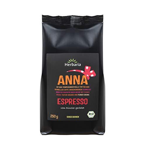 HERBARIA - Anna Espresso ganz bio - 250 g