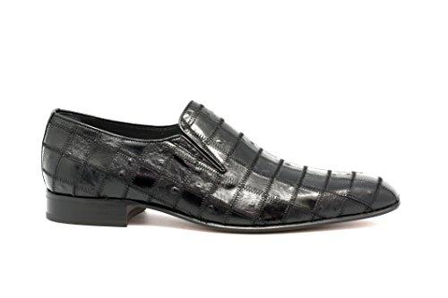 Mister Shoes , Chaussures de ville à lacets pour homme noir noir 7 UK Noir