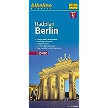 Berlin cycle map
