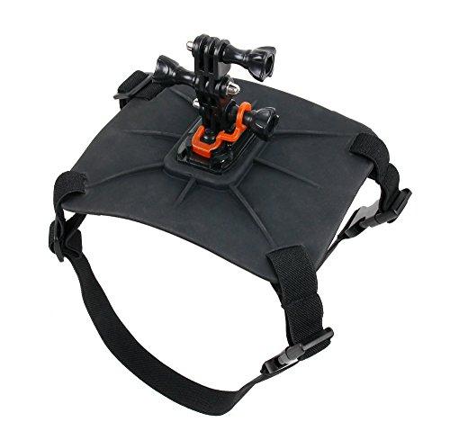 Hundegeschirr für Rollei Actioncam 550 Touch   630   625   610   530   525   510   426   416   420   410   400   300 Action Kameras Befestigung AUF DEM RÜCKEN