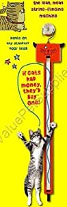 Fling-Ama-String Interactive Cat Toy-- by MOODY PET INC.