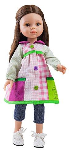 Paola Reina REINA046532018Carol Profesora Infantil Bambola, 32cm