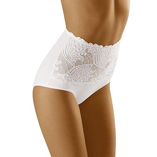 Wolbar Slip Femme WB207, Blanc,L