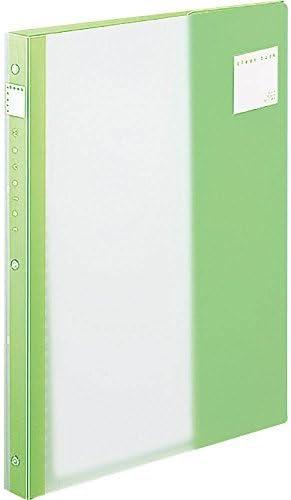 Kokuyo Clear Book Weble Paper Type A4 verde La - - - T100YG Japan | On Line  | Materiali Di Qualità Superiore  | Di Modo Attraente  a13e8e