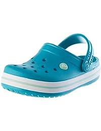 Crocs Crocband Clog Kids, Obstrucción Unisex Niños