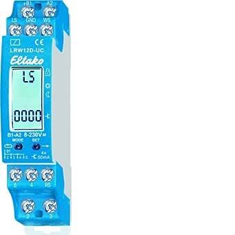 Eltako Lrw12d Uc Digital Adjustable Sensor Relay Business Industry Science