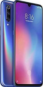 """Xiaomi Mi Mi 9. Diagonal de la pantalla: 16,2 cm (6.39""""), Resolución de la pantalla: 2340 x 1080 Pixeles, Tipo de visualizador: AMOLED. Frecuencia del procesador: 2,84 GHz, Familia de procesador: Qualcomm Snapdragon. Capacidad de RAM: 6 GB, Capacidad..."""