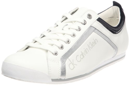Calvin Klein Walt Action Leath/Metal Calf/Patent, Chaussures à lacets homme