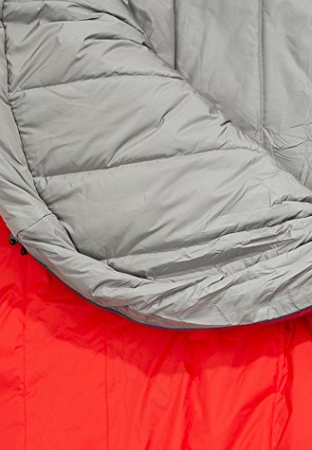 Sea to Summit BaseCamp Bs4 Sleeping Bag Long red 2016 Deckenschlafsack - 4