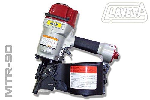 Cloueuse pneumatique Mito mtr-90pour clou en Bonina electrosoldado à partir de 50à 90mm