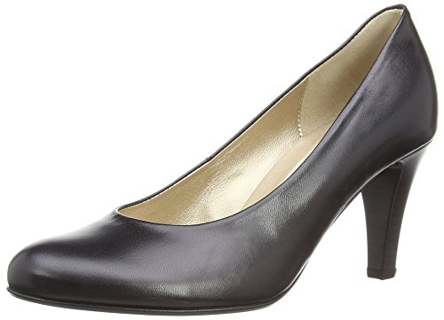 Gabor Shoes Gabor Basic, Damen Pumps, Schwarz (schwarz 37), 38 EU (5 Damen UK)