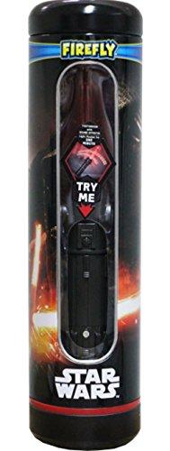 Star Wars Espada láser para cepillos de dientes lata de regalo Kylo Ren + Inspirational imán