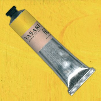 VASARI : CLASSIC OIL PAINT : 175ML : RADIANT YELLOW