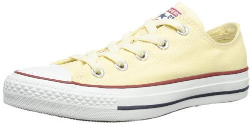 CONVERSE Chuck Taylor All Star Seasonal Ox, Unisex-Erwachsene Sneakers, Beige (Natural White / Unblecach White), 53 EU Chuck Taylor Oxford