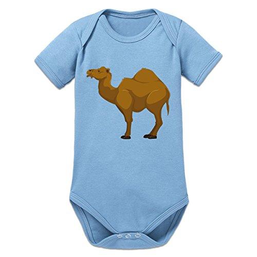 Shirtcity Brown Camel Baby Strampler by (Camel Strampler)