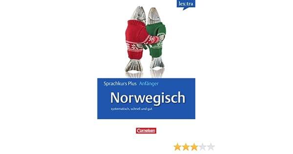 Frohe Weihnachten Norwegisch.Lextra Norwegisch Sprachkurs Plus Anfänger A1 A2