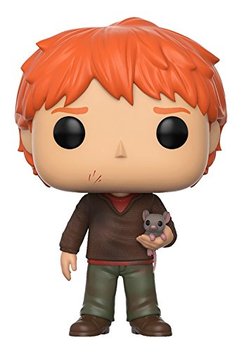 Funko POP! Vinilo Colección Harry Potter - Figura Ron Weasley (14938)
