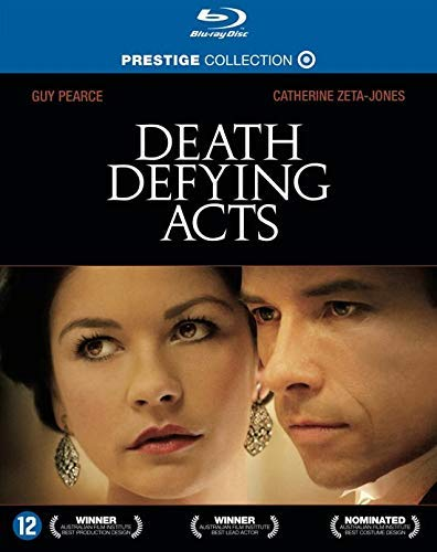 Tödliche Anziehung - Death Defying Acts / Death Defying Acts ( ) (Blu-Ray & DVD Combo) [ Holländische Import ] (Blu-Ray) Shield Combo