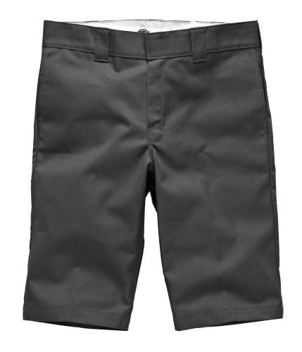 dickies-herren-shorts-slim-13in-gr-w31-grau-charcoal-grey-ch
