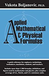 Applied Mathematical and Physical Formulas Pocket Reference by Vukota Boljanovic (2006-08-15)