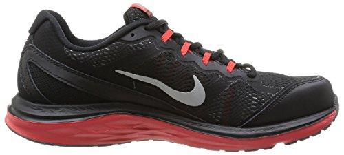 meet c3f9b 85926 ... Nike - Dual Fusion Run 3, Scarpe Da Corsa da Uomo BLCKMTLLC SLVR