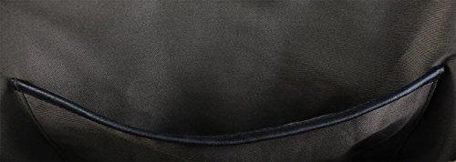 Joselle , Sac pour femme à porter à l'épaule - Noir