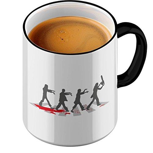 Funtasstic Tasse Zombie Street - Kaffeepott Kaffeebecher by StyloTex