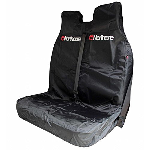 FORD MONDEO HATCHBACK 07-ON HEAVY DUTY WATERPROOF GREY SINGLE CAR SEAT COVER
